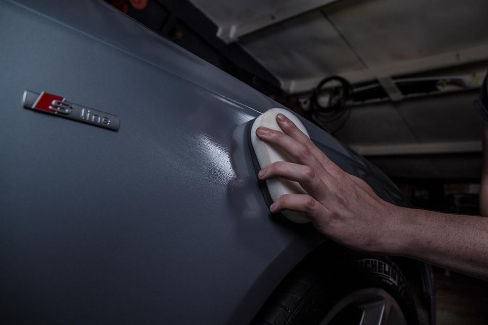 Auto Finesse Dual Foam Applicator