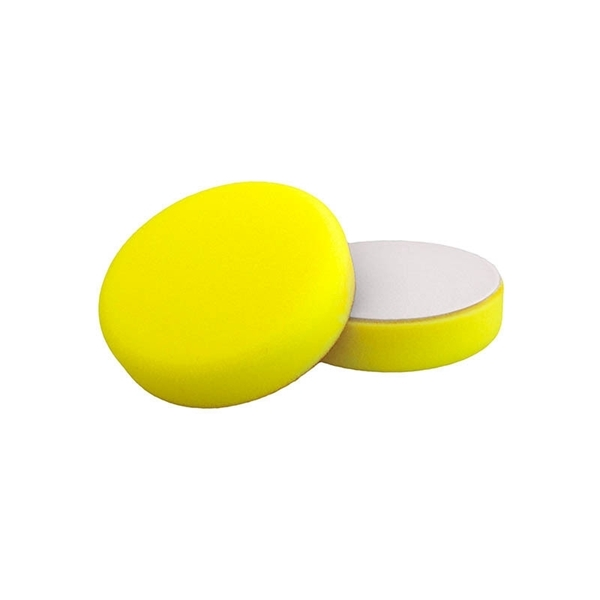 Picture of Yellow Soft Foam Pad  - 135mm / 5""