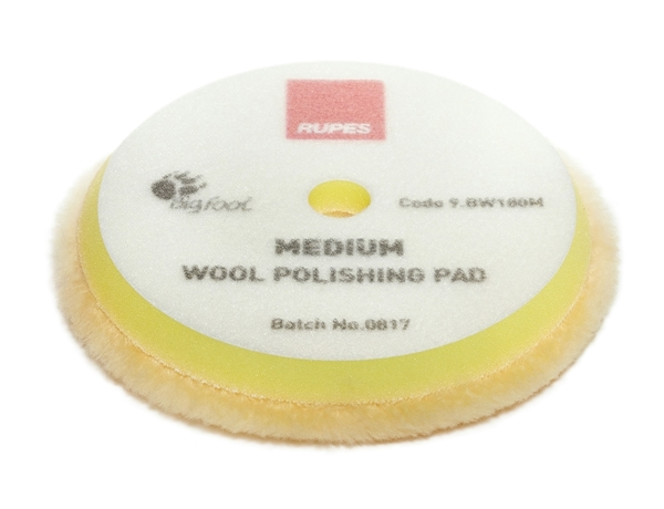 Rupes Wool Medium 150/170mm