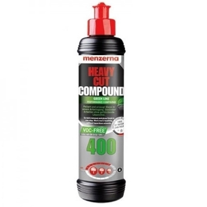 Picture of Menzerna Heavy Cut Compound 400 GREEN LINE 250ml