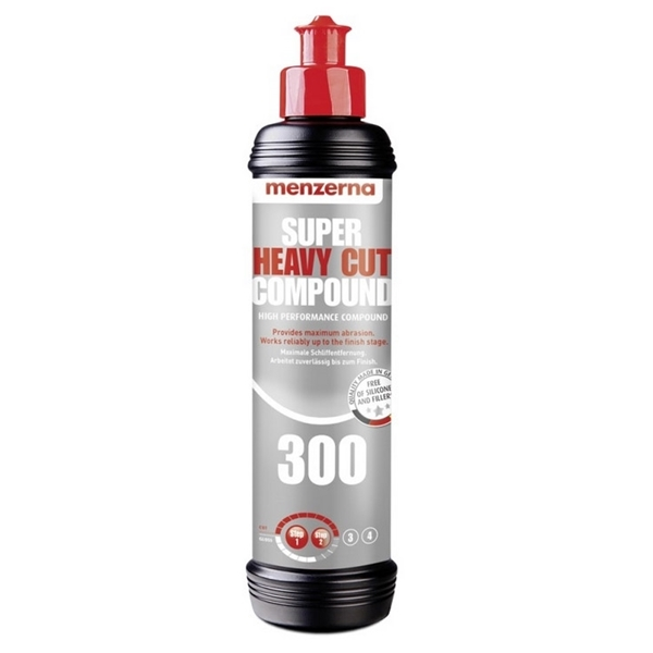 Picture of Menzerna Super Heavy Cut 300 250ml
