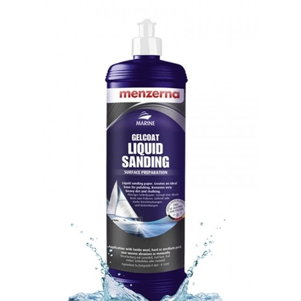 Picture of Menzerna Gelcoat Liquid Sanding 250ml