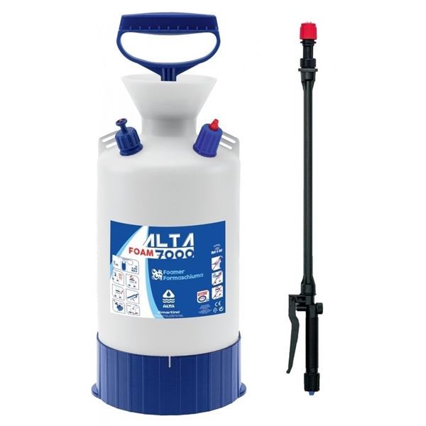 Picture of ALTA - FOAM 7000 Viton Foamer 6L