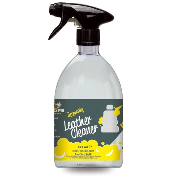 Picture of Intensive Leather Cleaner 500ml